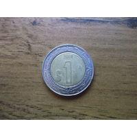 Мексика 1 песо 2008