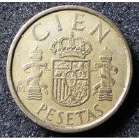 Испания, 100 песет 1989