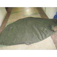 Плащ-палатка польская армейская.
