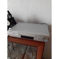 Panasonic NV - SJ500. 4 головки.