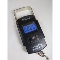 Безмен электронный, Кантор, Багажные весы до 50 кг