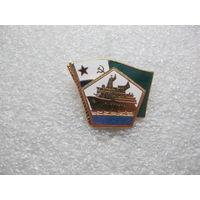Пограничный сторожевой корабль Дунай*