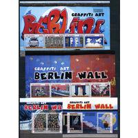 2014 Гамбия Берлинская стена Граффити