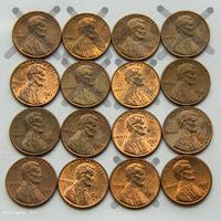 1 цент США 1981 D. Поштучно