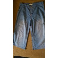 Капри джинсовые р.33