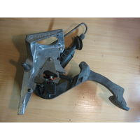 102262 Bmw e36 педаль сцепления с цилиндром и датчиком