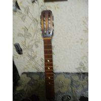 Гриф от 6- ти. стр. гитары