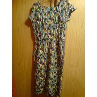 Платье винтажное  50-е годы.  Имеются винтажные вещи :  обувь, бельё, деские.Ретро!