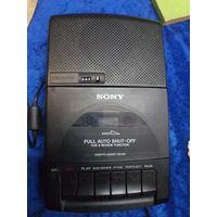 Магнитофон кассетный Sony