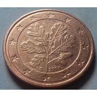 5 евроцентов, Германия 2004 D