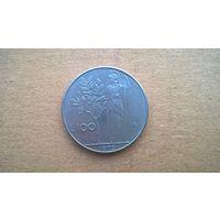 Италия 100 лир, 1978г. (D-8)