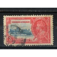 GB Колонии Тринидад и Тобаго Омнибус 1935 GV Коронация #125