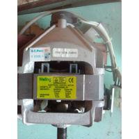 Электродвигатель от стиральной машины Indesit - Welling HXGP1L.51 .Рабочий .