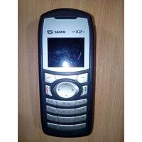 Мобильный телефон SAGEM myX2-2