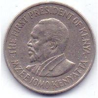 Кения, 50 центов 1978 года.