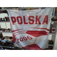 Постер фанатский. Футбол. Польша