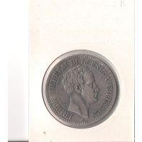 1 талер, Пруссия, 1825 А, Фридрих-Вильгельм III