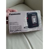 Panasonic RQ-L309 Mini Cassette Recorder