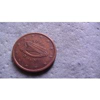 Ирландия 5 евроцентов 2006г . распродажа