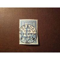 Дания 1954 г.Королевство Дания.