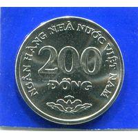 Вьетнам 200 донг 2003 UNC