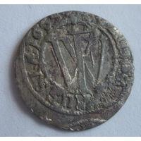 Солид 1655 Пруссия-редкий год