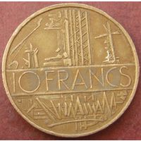 6134:  10 франков 1976 Франция
