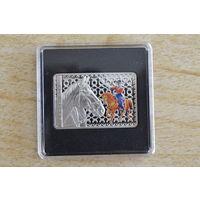 Беларусь 20 рублей 2012  Донской конь