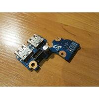 Samsung RC510 RC520 модуль USB с кнопкой включения ba92-07338a