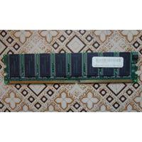 Оперативная память DDR SDRAM (DDR 1)
