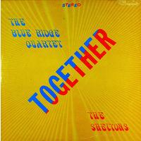 The Blue Ridge Quartet And The Sheltons, Together, LP