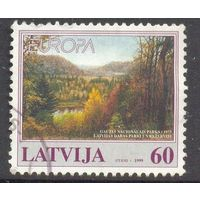 Латвия природа заповедник Европа-Септ