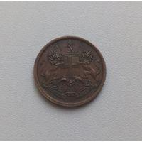 ОСТ-ИНДСКАЯ КОМПАНИЯ  1/12 анна 1835 г.