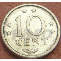 4929:  10 центов 1980 Антиллы
