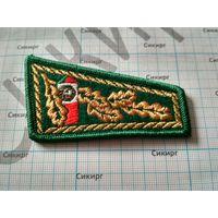 Уголок пограничной службы Беларуси