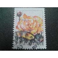 Швеция 1994 роза