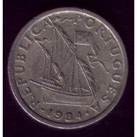 2.5 Эскудо 1984 год Португалия