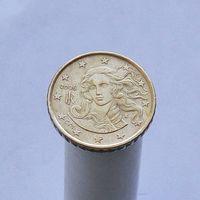 Италия 10 евроцентов 2006