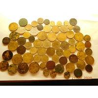 Погодовка монет СССР до 1961 г. (70 шт., без повторов, среди них много не частых, см. список в описании лота)всё одним лотом, распродажа с 1 - го рубля, без минимальной цены!!! Только на 3 дня!!!