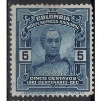 Колумбия 132
