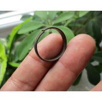 """Старинное кольцо с внутренней надписью ,, на память """""""