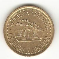 РЕСПУБЛИКА АРГЕНТИНА. 50 ЦЕНТАВО 1994