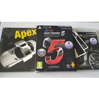Gran Turismo 5 Коллекционное Издание PS3 Playstation 3