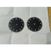 Циферблаты авиационных часов 122ЧС