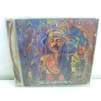 Santana/Shaman (CD)