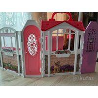 Складной переносной дом для Барби. Mattel.Barbie.