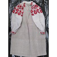 Сорочка льняная (рубашка, вышиванка)