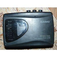 Аудиоплеер Casio AS-210R РАБОЧИЙ СТАРТ С 1 РУБ