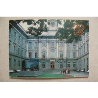 Календарик, 1987. Ленинград. Филиал Центрального музея Ленина.