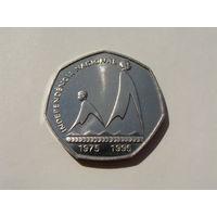 Кабо - Верде. 200 эскудо 1995 год. / 20 лет Независимости / KM#35 UNC